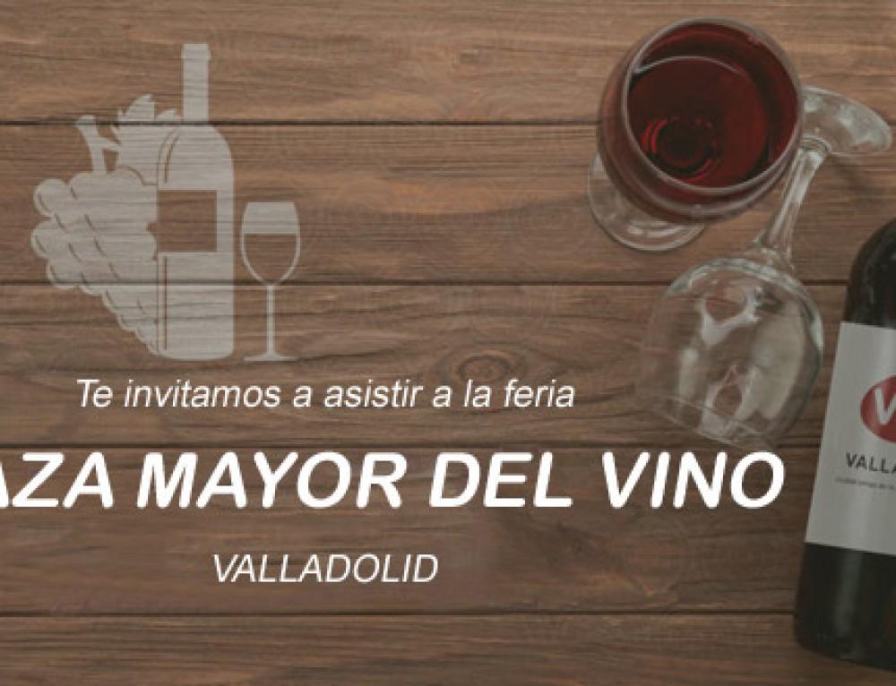 Cerrosol participa en la feria «Plaza Mayor del Vino» de Valladolid