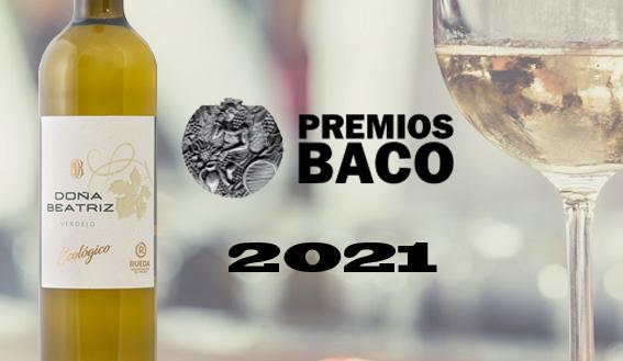 Premios Baco 2021 Bodegas Cerrosol